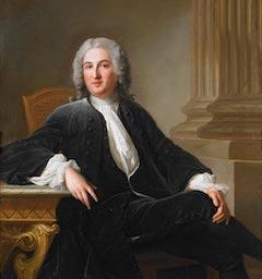 Portrait d'un Gentilhomme par Vernet