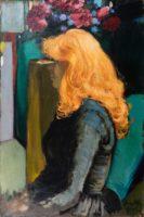 La belle Maud by Louis Anquetin