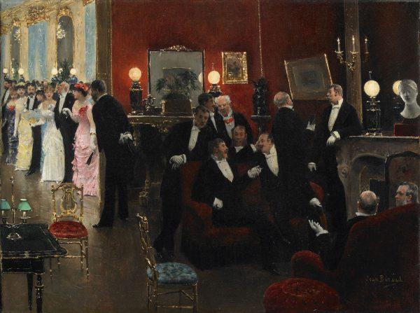 A parisian bal