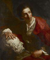 Portrait présumé d'Edme Bouchardon