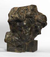 Beethoven aux grands cheveux, variante dite au foulard