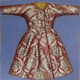 Caftan en velours de soie du 16ème siècle