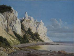 Chalk cliffs, Mön