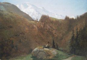 Vue de Saint Gervais