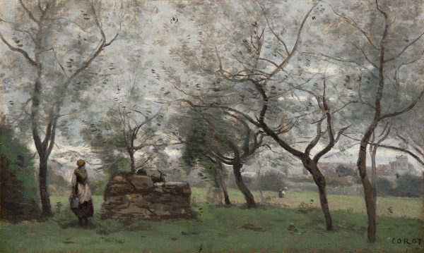 The Orchard near Mantes