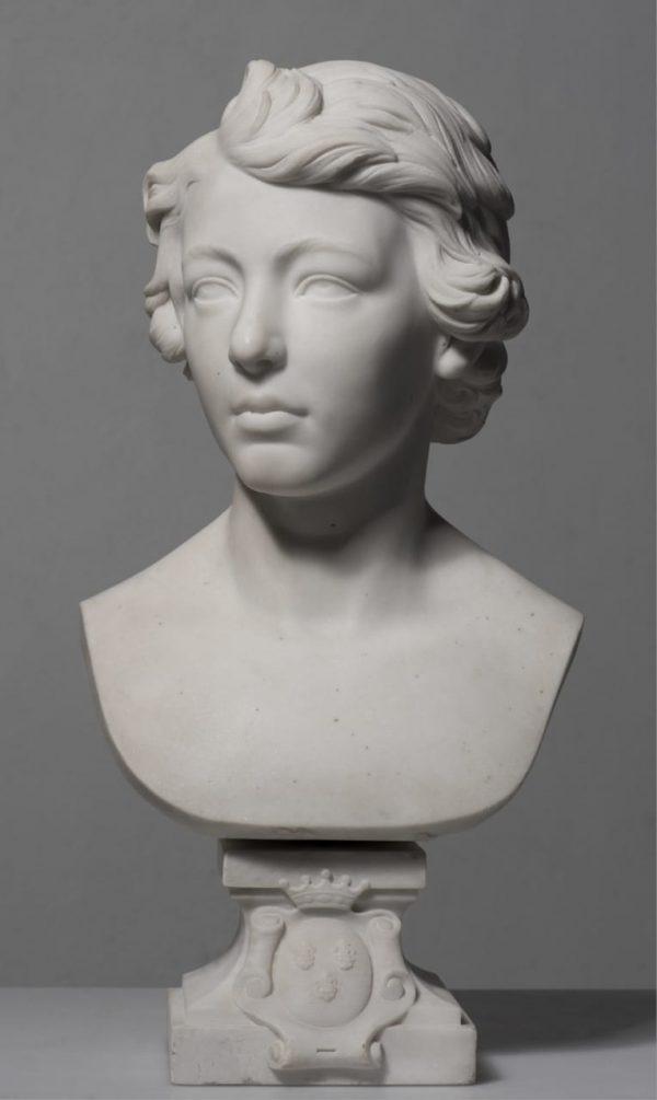 Portrait présumé du Prince Philippe d'Orléans, Comte de Paris