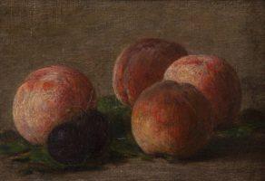 Henri Fantin-Latour, Peaches and Plums