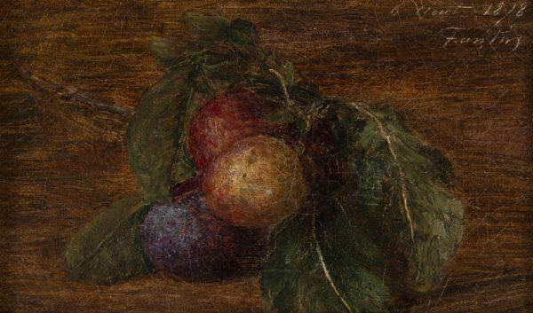 Henri Fantin-Latour, Prunes