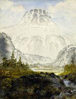 Gausta Peak