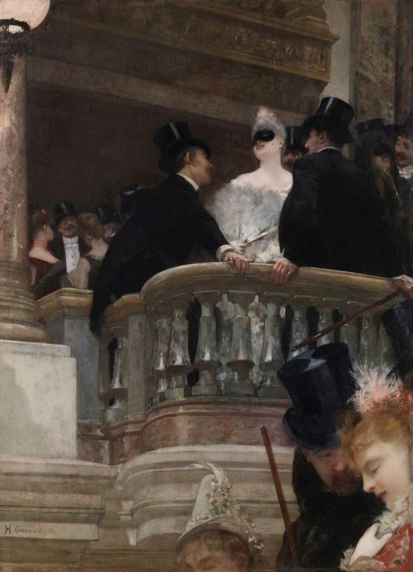 La Bal de l'Opéra, Paris