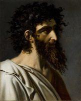 Portrait of Mordecai