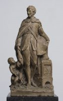 Project for a Monument to the Mayor Jean de Locquenghien