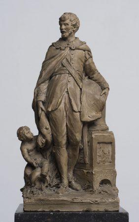 Projet d'un monument au bourgmestre Jean de Locquenghien