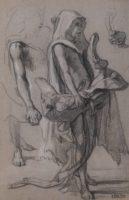 Gustave Guillaumet, Young Bedouin