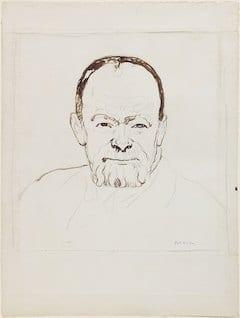 Autoportrait de Hodler