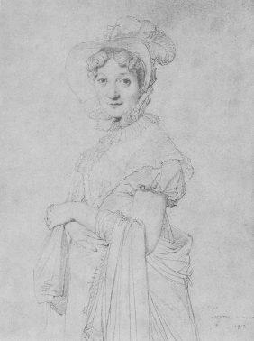 Portrait of Madame Verboeckhoven