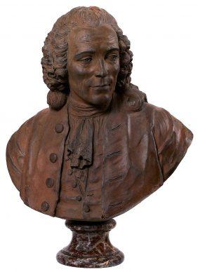 Portrait de Jean Restout, directeur de l'Académie