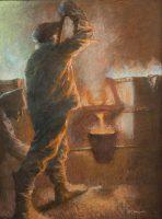 Le fondeur de bronze