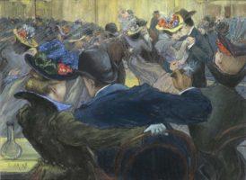 Charles Maurin, At the Ball, 1907