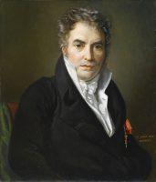 Portrait de Jacques Louis David