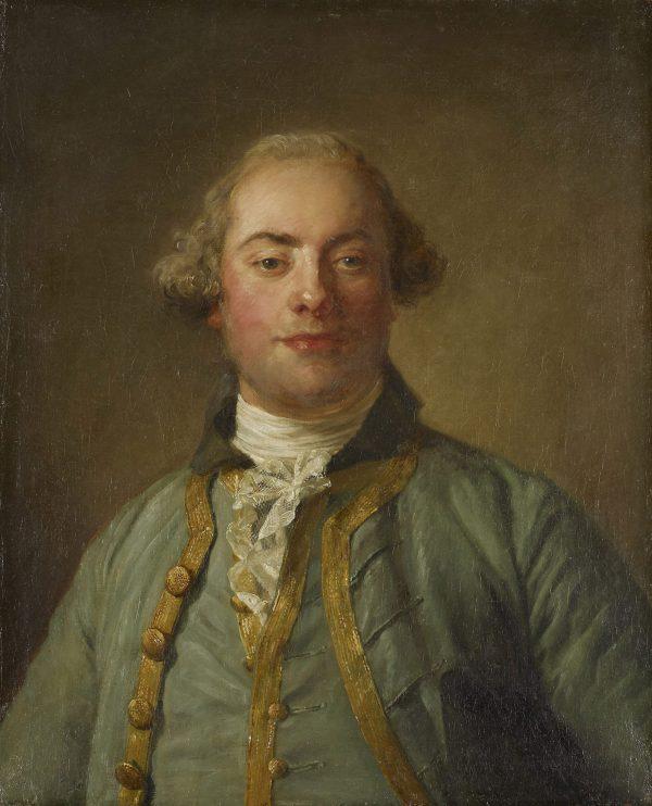 Portrait de Gentilhomme