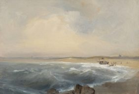 Camille Roqueplan, Bord de mer en Normandie