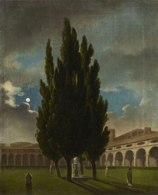 La Chartreuse de Santa Maria degli Angeli, Rome
