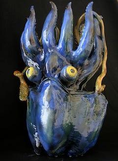 Viennet, sculpture
