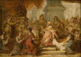 L'idolâtrie de Salomon